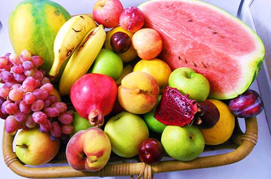 Bổ sung hoa quả trong thực đơn dinh dưỡng của người bệnh gan nhiễm mỡ độ 1