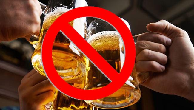 Bia rượu là nguyên nhân hàng đầu gây men gan cao