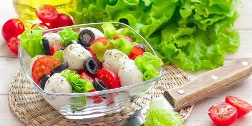 Ung thư gan nên ăn nhiều trái cây và rau xanh.