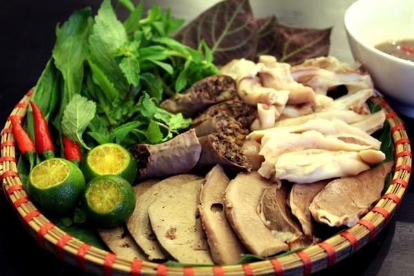 Hạn chế đồ ăn được chế biến từ nội tạng động vật