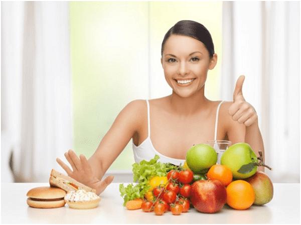 Chế độ ăn uống khoa học sẽ giúp cải thiện bệnh rõ rệt
