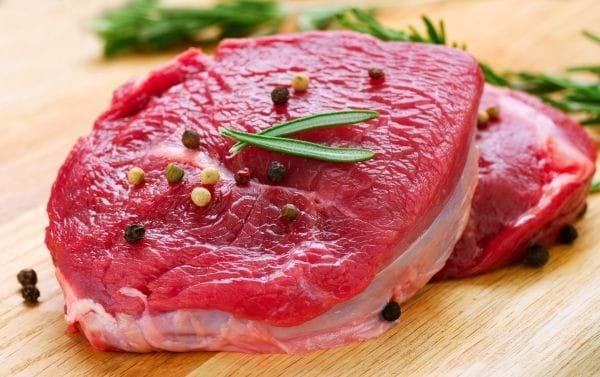Hạn chế sử dụng thịt đỏ khi mắc bệnh gan nhiễm mỡ