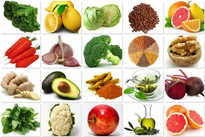 Lựa chọn chế độ ăn khoa học để kiểm soát bệnh hiệu quả