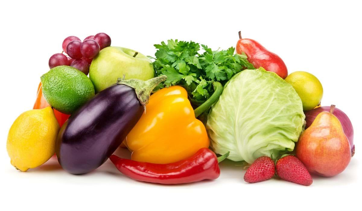 Tăng cường rau xanh, hoa quả tươi để có một lá gan khỏe mạnh