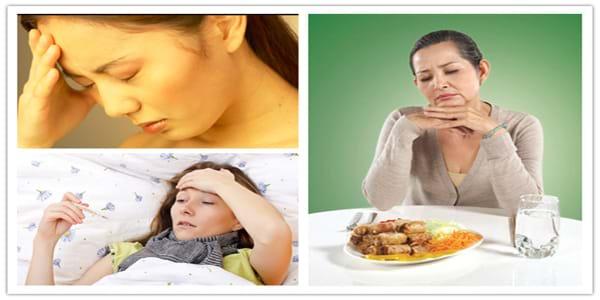 Những triệu chứng của bệnh viêm gan C
