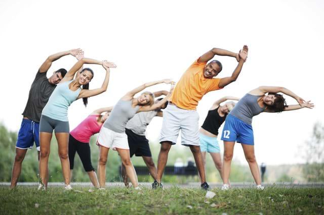 Thường xuyên luyện tập thể dục là biện pháp hỗ trợ điều trị bệnh hiệu quả