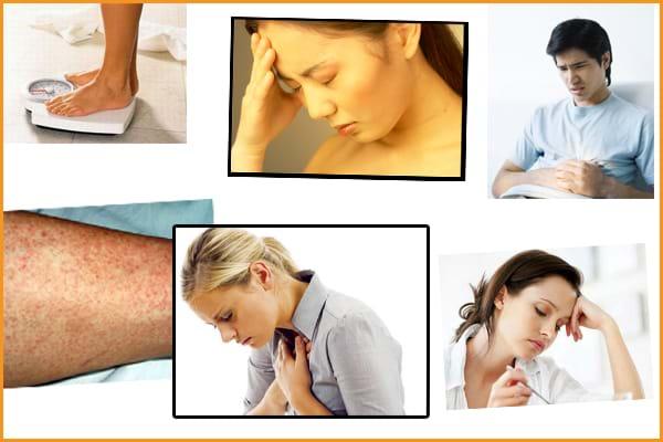 Các triệu chứng của viêm gan B mạn tính