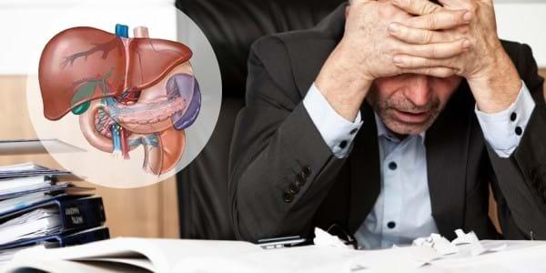 Men gan cao báo động tế bào gan đang bị tổn thương