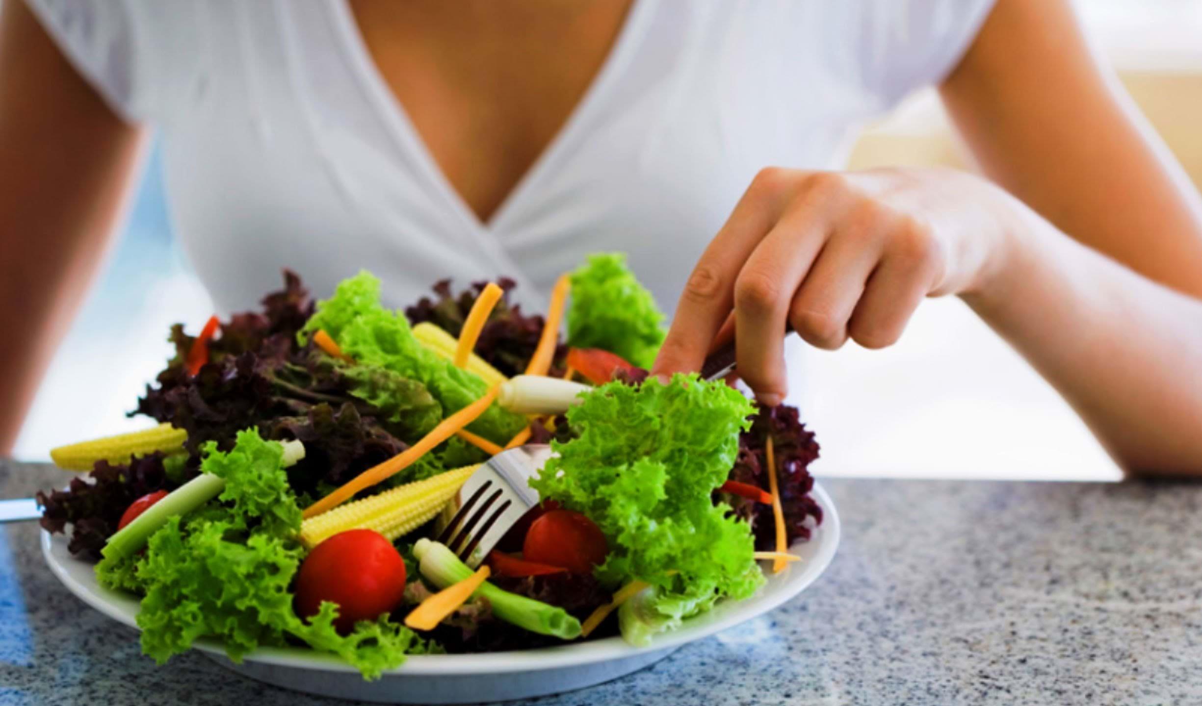 Ăn chay trị gan nhiễm mỡ sẽ làm cơ thể thiếu đạm trầm trọng