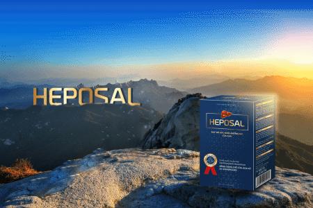 HEPOSAL – giải pháp phục hồi và bảo vệ tế bào gan từ bằng sáng chế của Mỹ