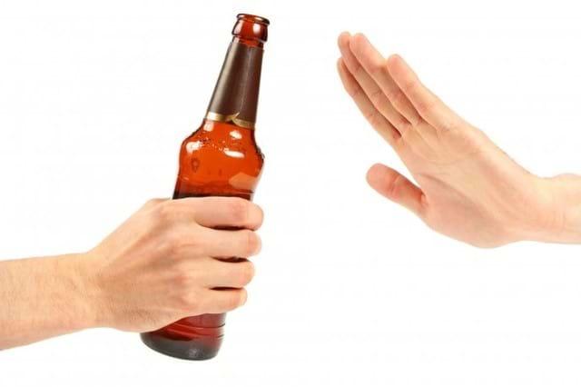 Nói không với rượu bia và các chất kích thích