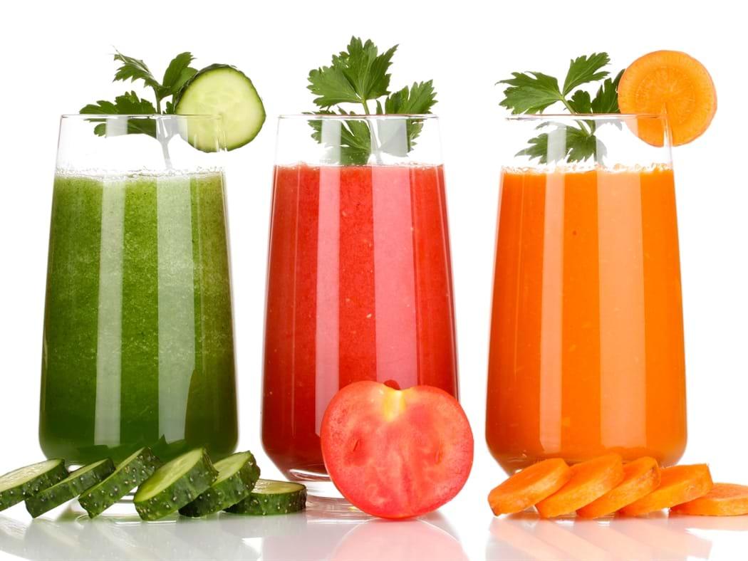 Nước ép trái cây tự nhiên là thức uống tốt cho gan