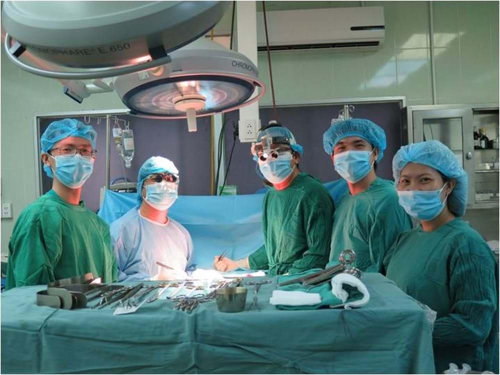Ghép gan điều trị bệnh gan tự miễn