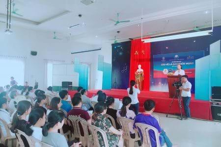 Ngày hội phòng chống viêm gan, khám xét nghiệm men gan miễn phí tại Hà Tĩnh