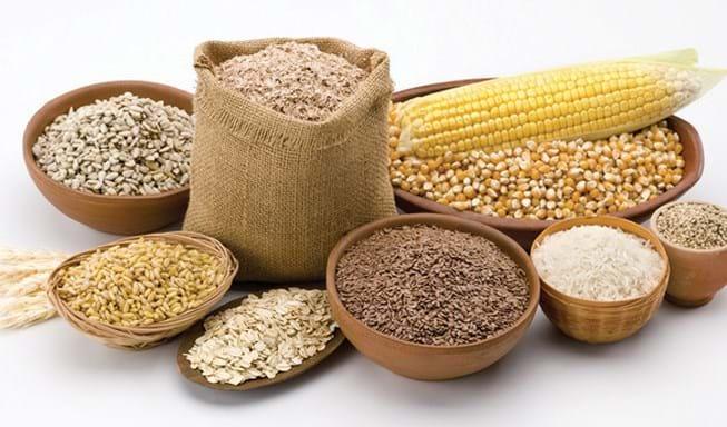 Ngũ cốc nguyên hạt rất tốt cho bệnh nhân gan nhiễm mỡ