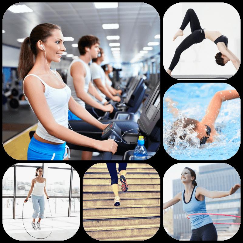 Thể dục thường xuyên giúp tăng sức đề kháng cho cơ thể