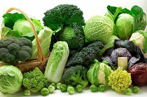 Ăn nhiều rau xanh để giảm men gan