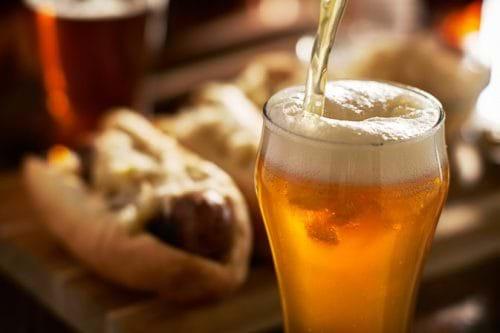 Tình trạng gan nhiễm mỡ được cải thiện nhanh chóng nhờ kiêng khem rượu