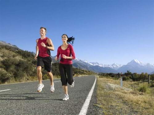 Tập thể dục thường xuyên rất quan trọng đối với người bị gan nhiễm mỡ