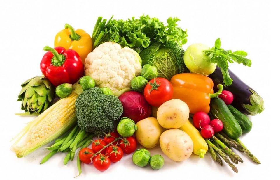 Gan nhiễm mỡ độ 1 nên tăng cường bổ sung rau xanh, trái cây tươi mỗi ngày
