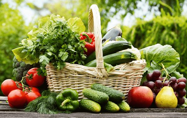 Tăng cường rau xanh và hoa quả tươi để kiểm soát và giảm thiểu bệnh gan nhiễm mỡ hiệu quả