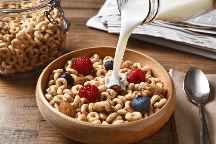 Ngũ cốc giúp ngăn ngừa bệnh gan nhiễm mỡ
