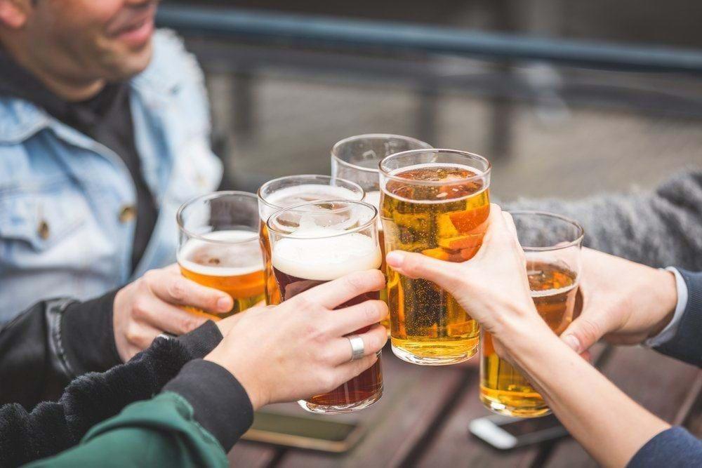 Rượu bia - Một trong những nguyên nhân hàng đầu dẫn tới gan nhiễm mỡ