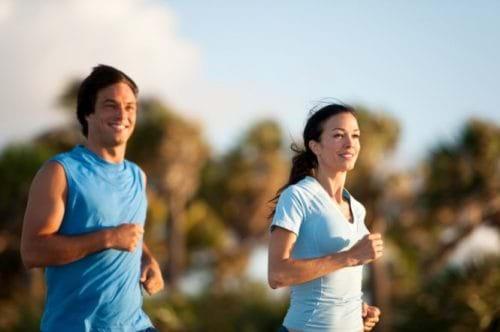 Việc bạn thường xuyên vận động giúp thải độc gan tốt