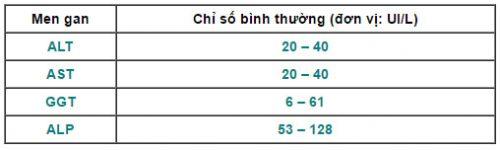 Chỉ số xét nghiệm men gan cao báo hiệu bệnh gì?