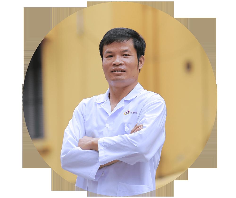 TS Trần Đức Dũng – Chủ nhiệm đề tài nghiên cứu Ưng Bất Bạc được Mỹ & Đài Loan cấp bằng sáng chế