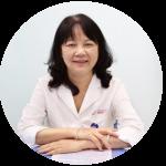 PGS. TS Trịnh Thị Ngọc – Phó Chủ Tịch Hội Gan mật Hà Nội
