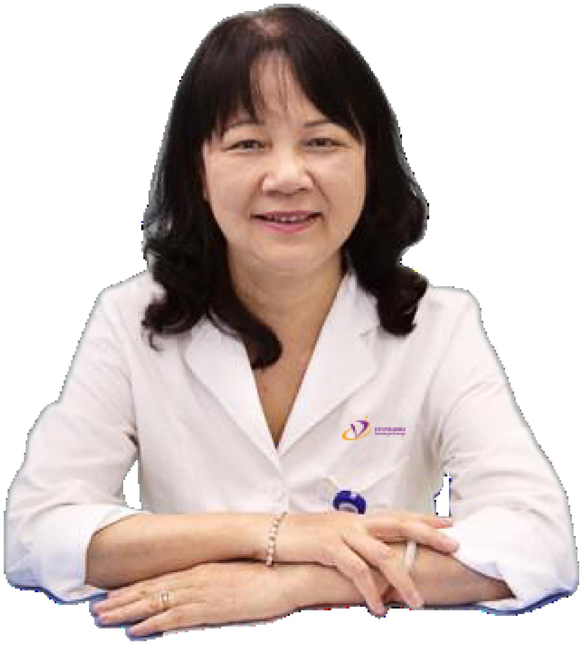 PGS. TS Trịnh Thị Ngọc _ Nguyên Trưởng khoa Truyền nhiễm Bệnh viện Bạch Mai - Phó Chủ tịch Hội Gan mật Việt Nam