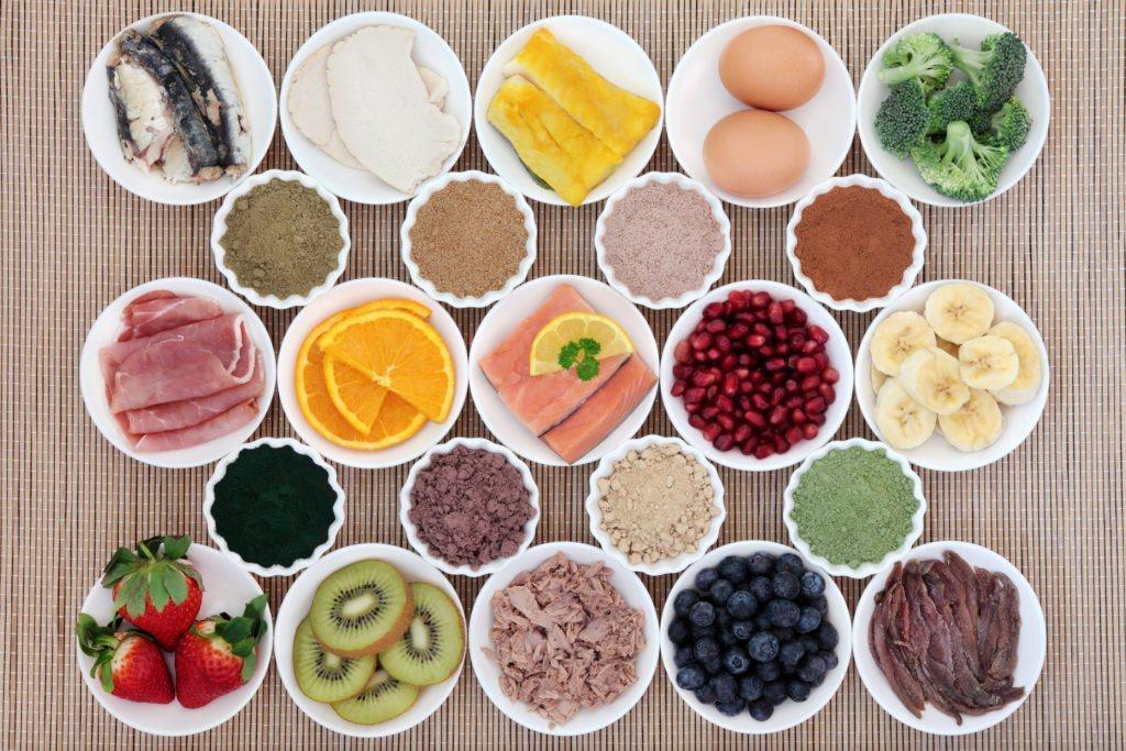 Chế độ ăn Paleo sử dụng những thực phẩm có nguồn gốc hoàn toàn tự nhiên