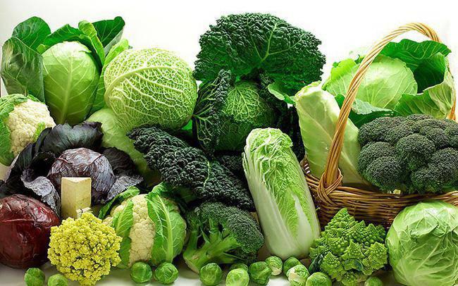 Ăn nhiều rau xanh giúp đẩy lùi viêm gan
